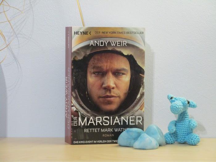 Rezension zu Der Marsianer von Andy Weir