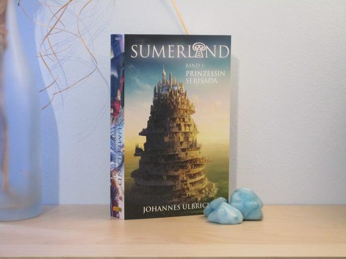 Rezension | Sumerland – Prinzessin Serisada von Johannes Ulbricht