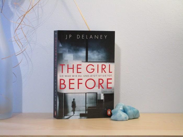 Rezension zu The Girl Before von JP Delaney