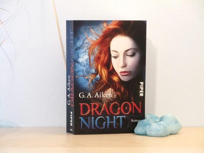 Dragon Night von G. A. Aiken