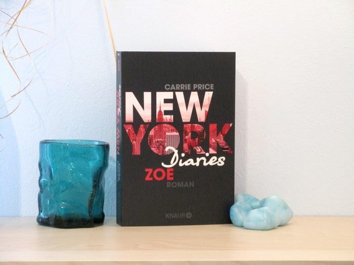 Rezension zu New York Diaries – Zoe von Carrie Price