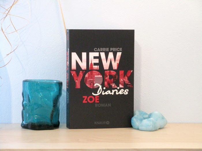 New York Diaries - Zoe von Carrie Price