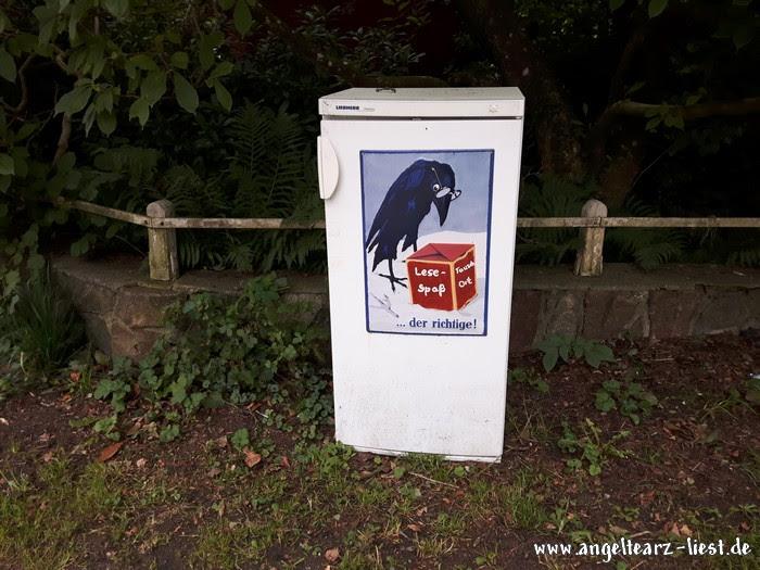 Der Bücherschrank in Henstedt-Ulzburg
