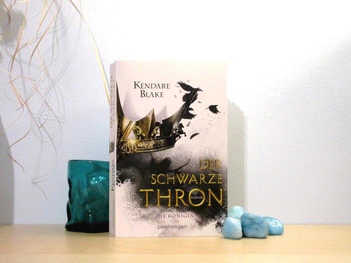 Der Schwarze Thron - Die Königin von Kendare Blake