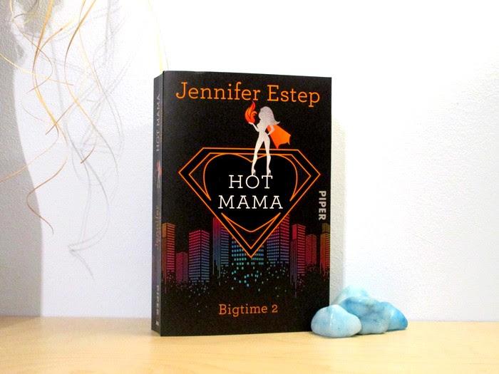Hot Mama - Bigtime 2 von Jennifer Estep