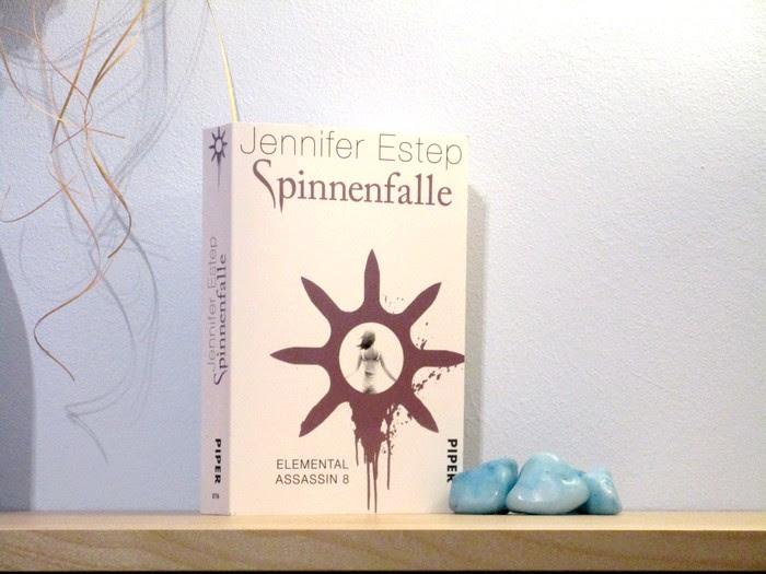 Elemental Assassin - Spinnenfalle von Jennifer Estep