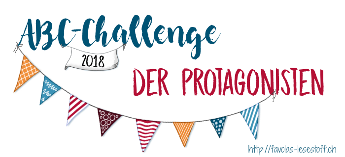 ABC-Challenge der Protagonisten 2018