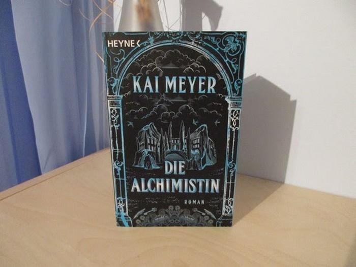 Die Alchimistin von Kai Meyer