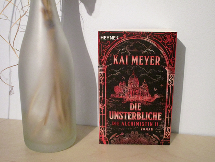 Die Unsterbliche - Die Alchimistin II von Kai Meyer