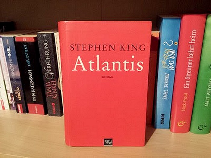 Rezension zu Atlantis von Stephen King