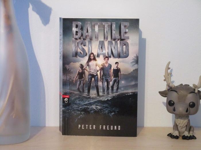 Battle Island von Peter Freund
