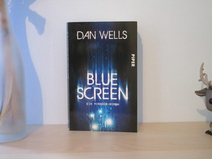Bluescreen von Dan Wells