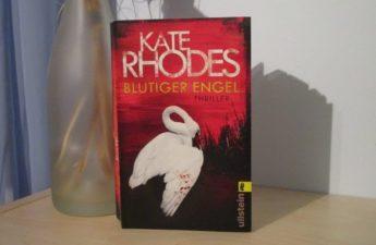 Blutiger Engel von Kate Rhodes