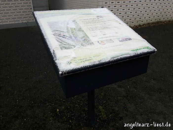 Bücherschrank Stadtpark Norderstedt