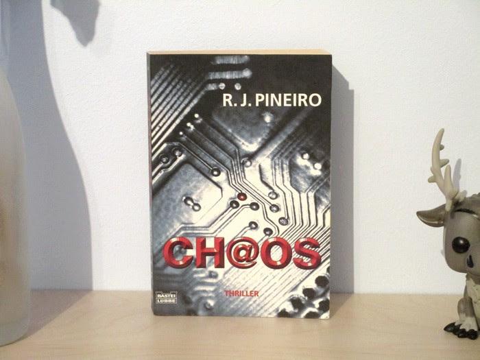 Chaos von R. J. Pineiro