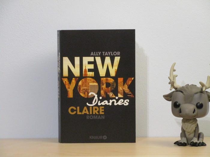 New York Diaries - Claire von Ally Taylor