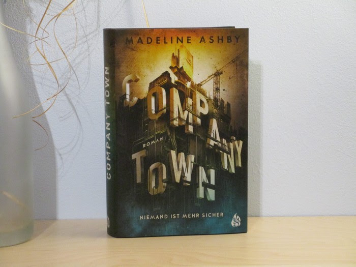 Company Town von Madeline Ashby