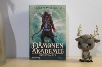 Die Dämonenakademie - Der Erwählte von Taran Matharu