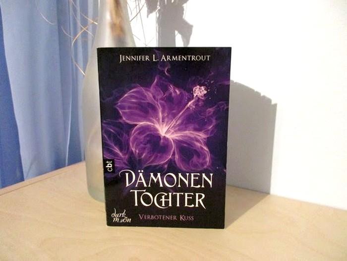 Dämonentochter - Verbotener Kuss von Jennifer L. Armentrout