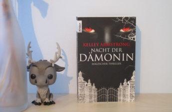 Nacht der Dämonin von Kelley Armstrong