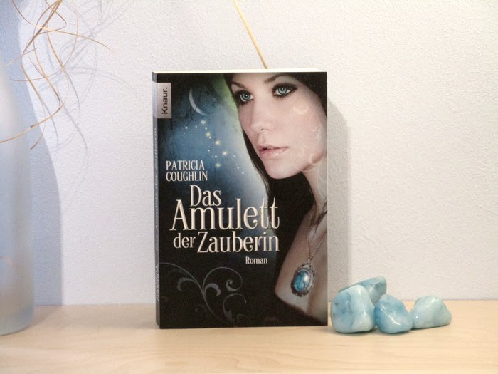 Rezension zu Das Amulett der Zauberin von Patricia Coughlin