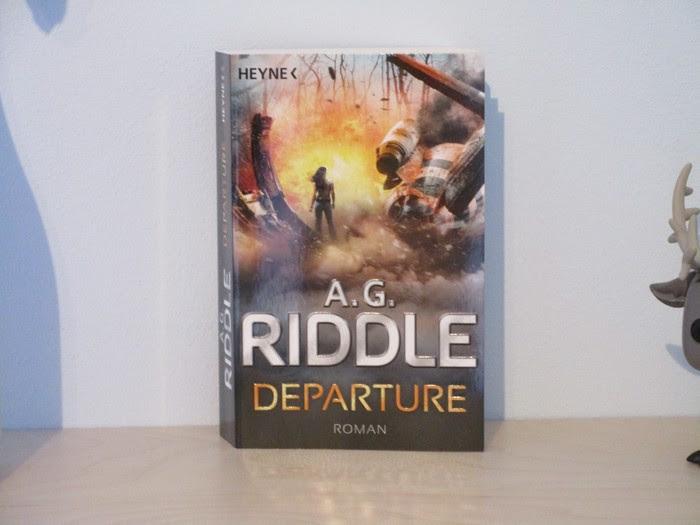 Departure von A. G. Riddle
