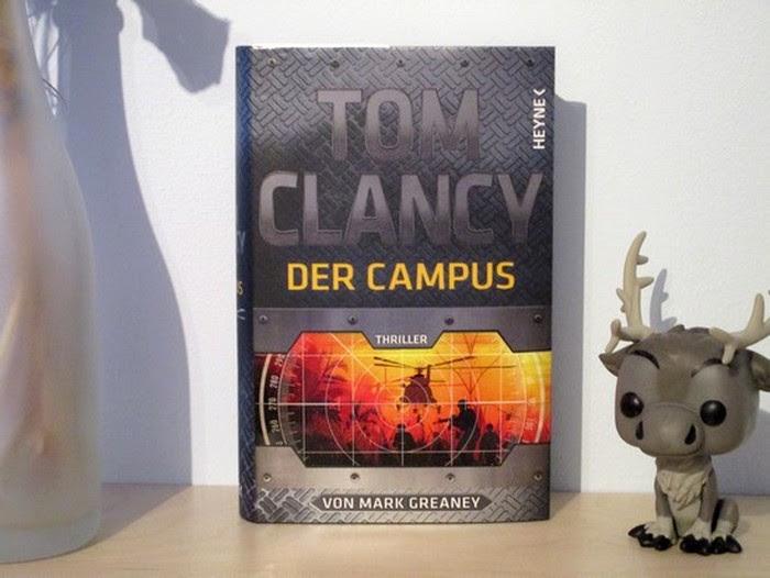 Der Campus von Tom Clancy