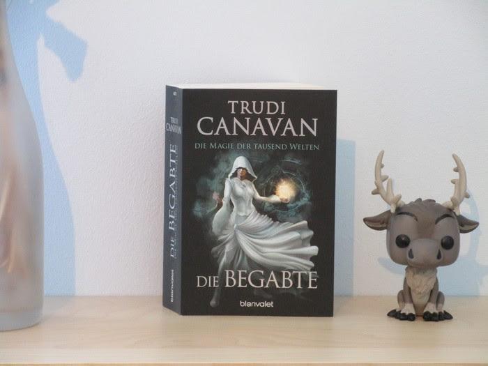 Die Magie der tausend Welten - Die Begabte von Trudi Canavan