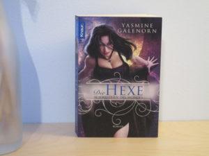 Schwestern des Mondes - Die Hexe von Yasmine Galenorn