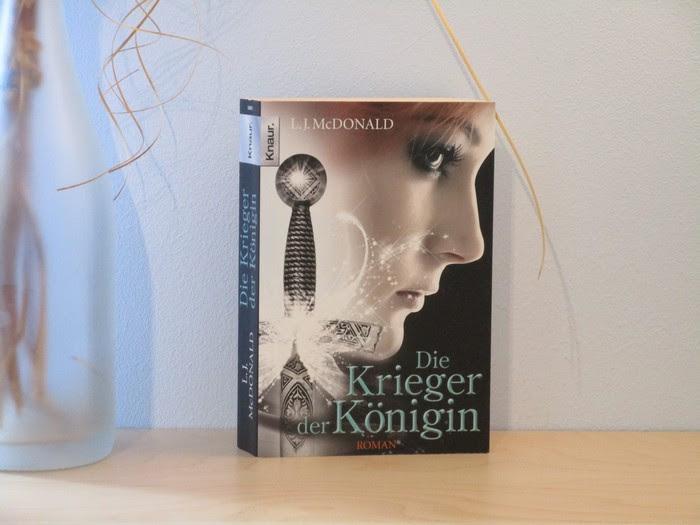 Rezension zu Die Krieger der Königin von L. J. McDonald