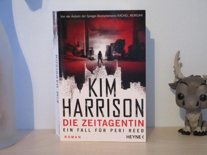 Die Zeitagentin - Ein Fall für Peri Reed von Kim Harrison