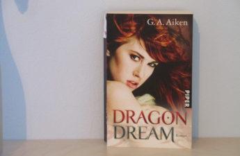 Dragon Dream von G.A. Aiken