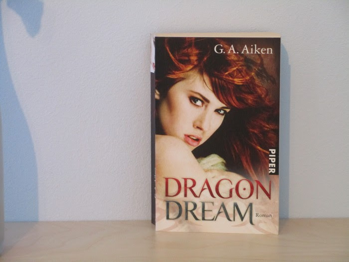 Rezension zu Dragon Dream von G.A. Aiken