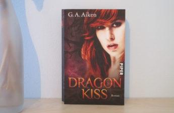 Dragon Kiss von G.A. Aiken