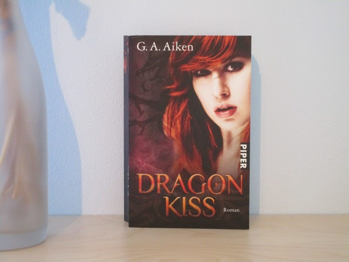 Dragon Kiss von G.A. Aiken