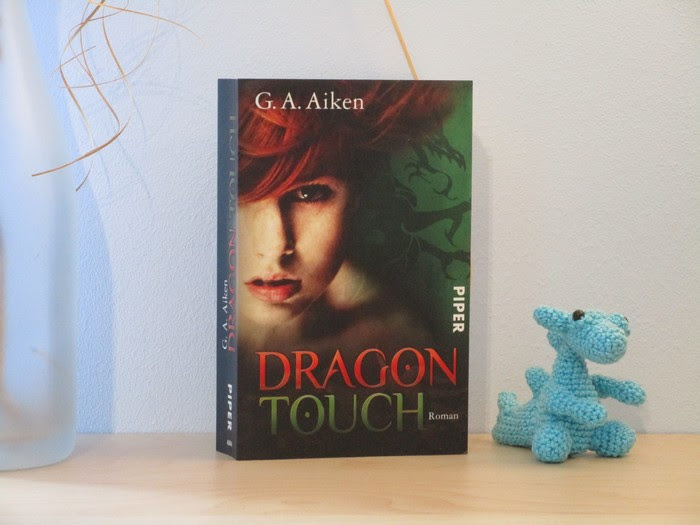 Dragon Touch von G. A. Aiken