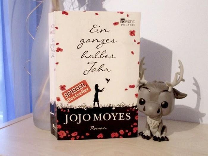 Ein ganzes halbes Jahr von Jojo Moyes