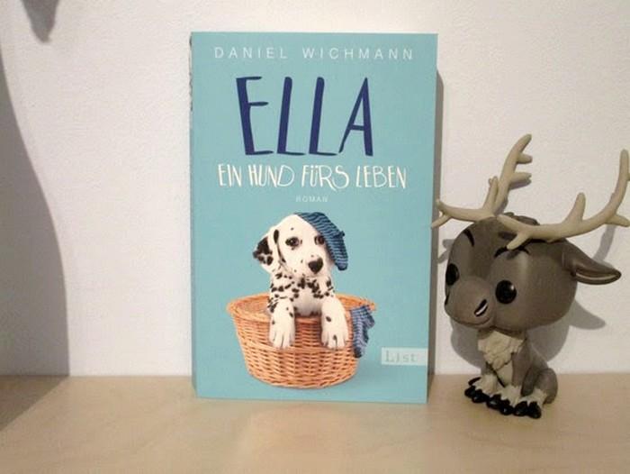 Ella - Ein Hund fürs Leben von Daniel Wichmann