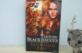 Black Dagger - Entfesseltes Herz von J. R. Ward