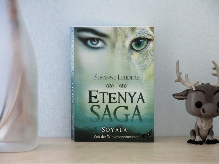 Rezension zu Etenya-Saga – Soyala – Zeit der Wintersonnenwende von Susanne Leuders
