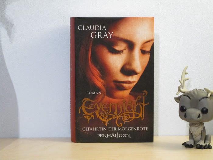 Evernight - Gefährtin der Morgenröte von Claudia Gray