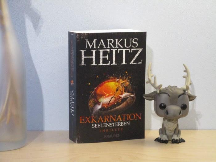 Exkarnation - Seelensterben von Markus Heitz