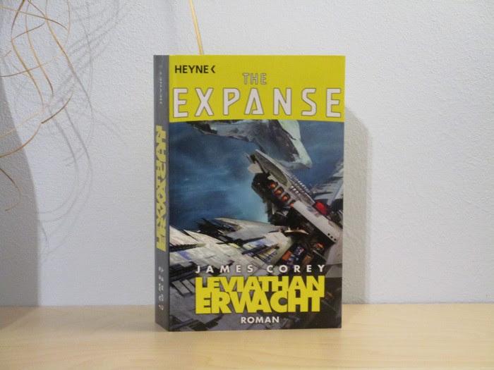 The Expanse - Leviathan erwacht von James Corey