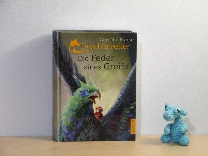Drachenreiter - Die Feder eines Greifs von Cornelia Funke