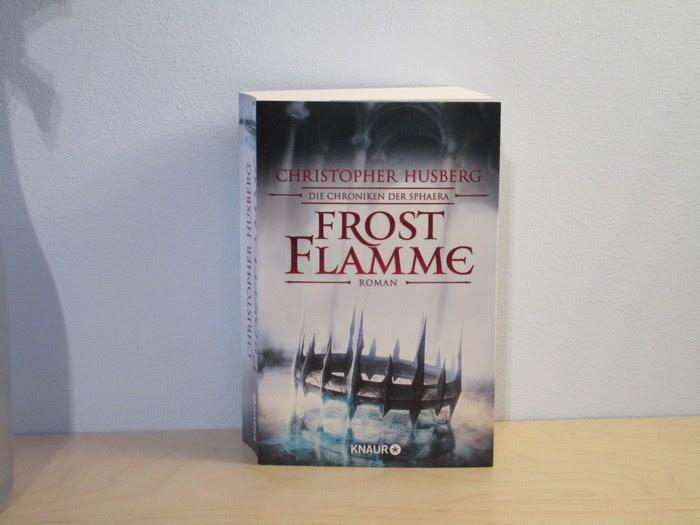 Frostflamme von Christopher B. Husberg