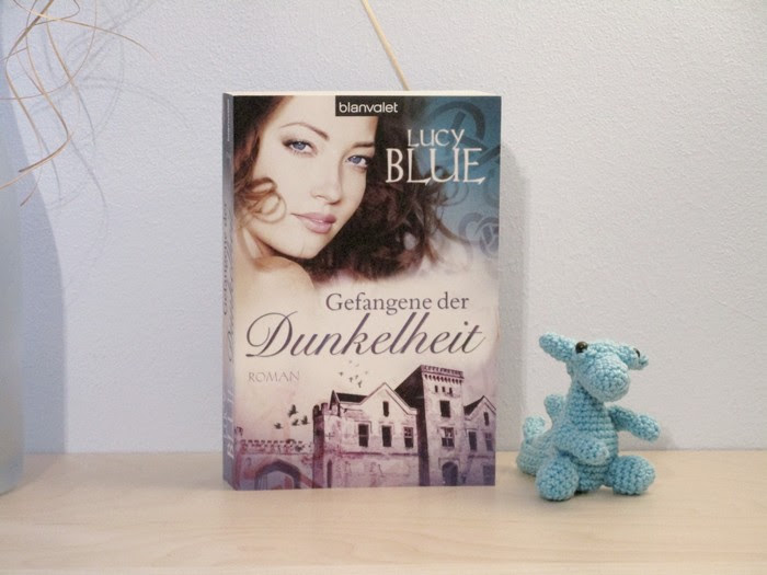Gefangene der Dunkelheit von Lucy Blue