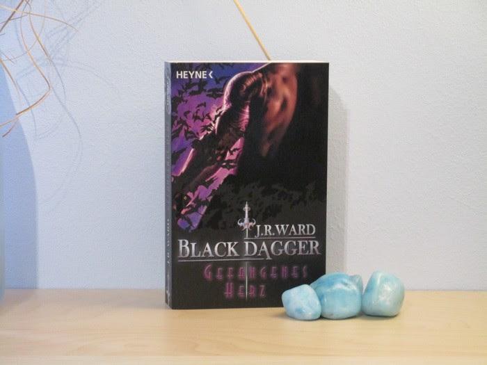 Black Dagger - Gefangenes Herz von J. R. Ward