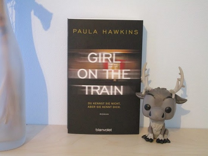 Girl on the Train von Paula Hawkins