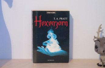 Hexenzorn von T. A. Pratt