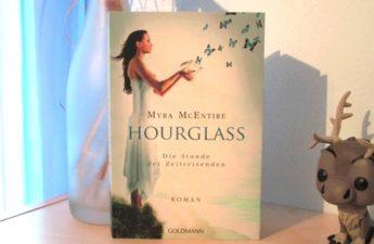 Hourglass - Die Stunde der Zeitreisenden von Myra McEntire